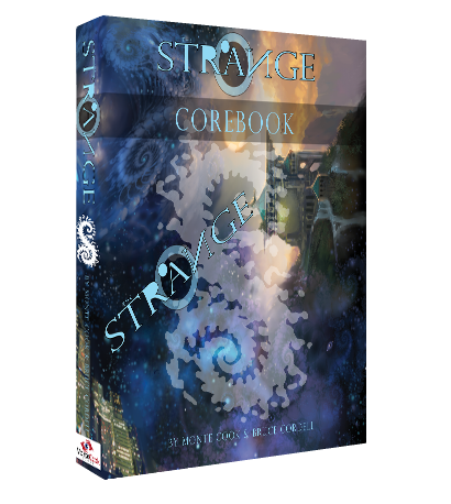 The Strange Core Book