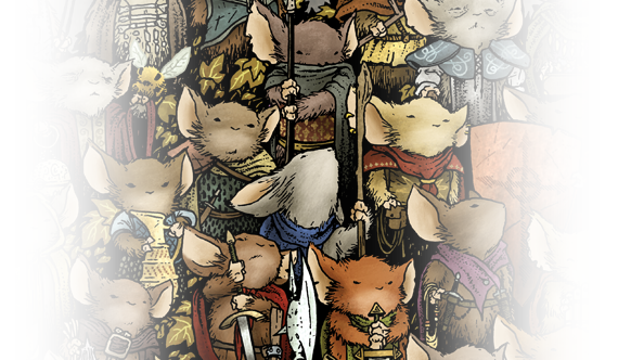 mouseguard intro